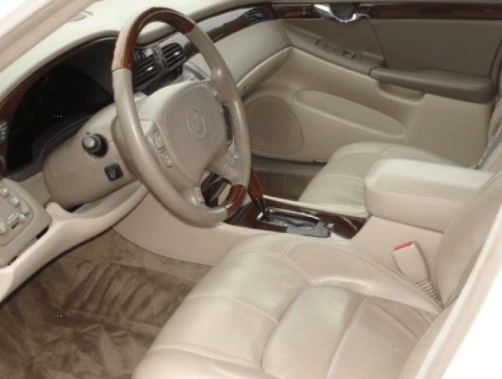 2003 Cadillac DeVille Interior and Redesign