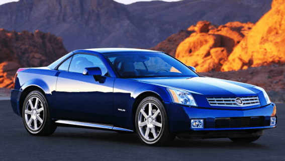 2004 Cadillac XLR Owners Manual and Concept
