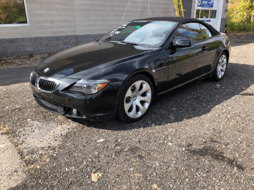 2005 BMW 6 Series Owners Manual and Concept