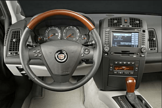 2005 Cadillac CTS Interior and Redesign