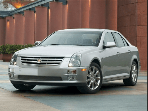 2005 Cadillac STS Owners Manual and Concept