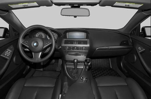2006 BMW 6 Series Interior and Redesign