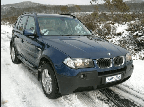2006 BMW X3 Owners Manual and Concept