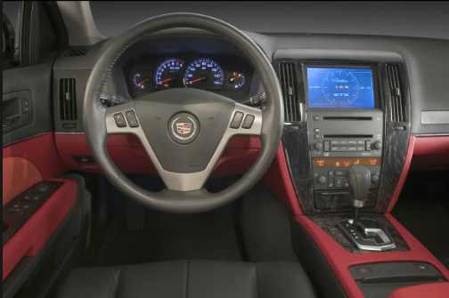 2006 Cadillac STS Interior and Redesign