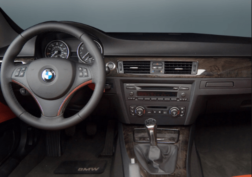 2007 BMW 3 Series Coupe Interior and Redesign