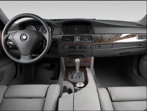 2007 BMW 5 Series Interior and Redesign