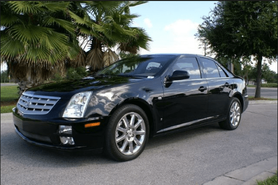 2007 Cadillac STS Owners Manual and Concept