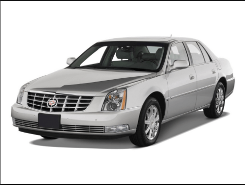 2008 Cadillac DTS Owners Manual and Concept
