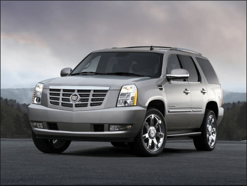 2008 Cadillac Escalade Owners Manual and Concept