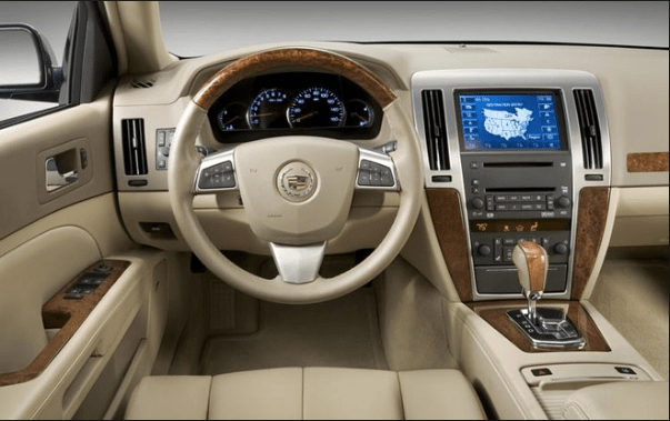 2008 Cadillac STS Interior and Redesign