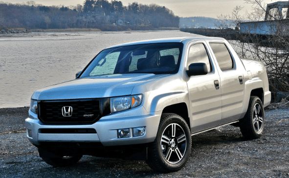 2012 Honda Ridgeline Owners Manual and Concept