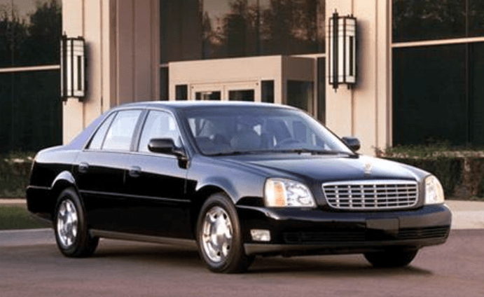 2002 Cadillac DeVille Owners Manual and Concept