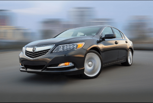 2017 Acura RLX Owners Manual