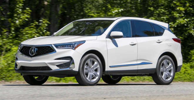 2019 Acura RDX Owners Manual