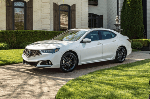 2019 Acura TLX Owners Manual