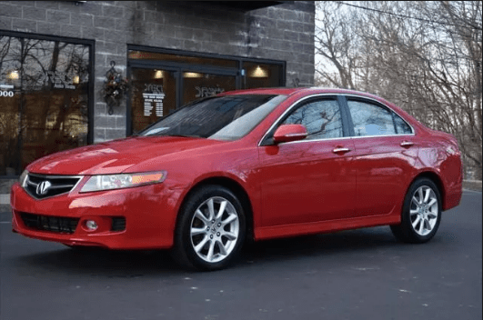 2008 Acura TSX Owners Manual