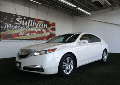 2010 Acura TL Owners Manual