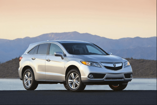 2015 Acura RDX Owners Manual