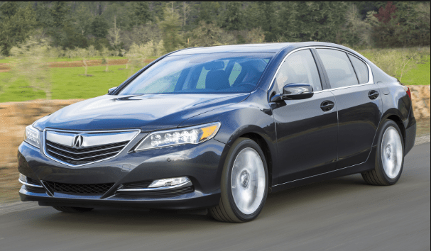 2015 Acura RLX Owners Manual
