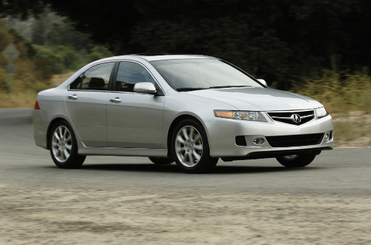 2004 Acura TSX Owners Manual