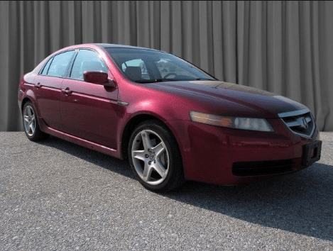 2005 Acura TL Owners Manual