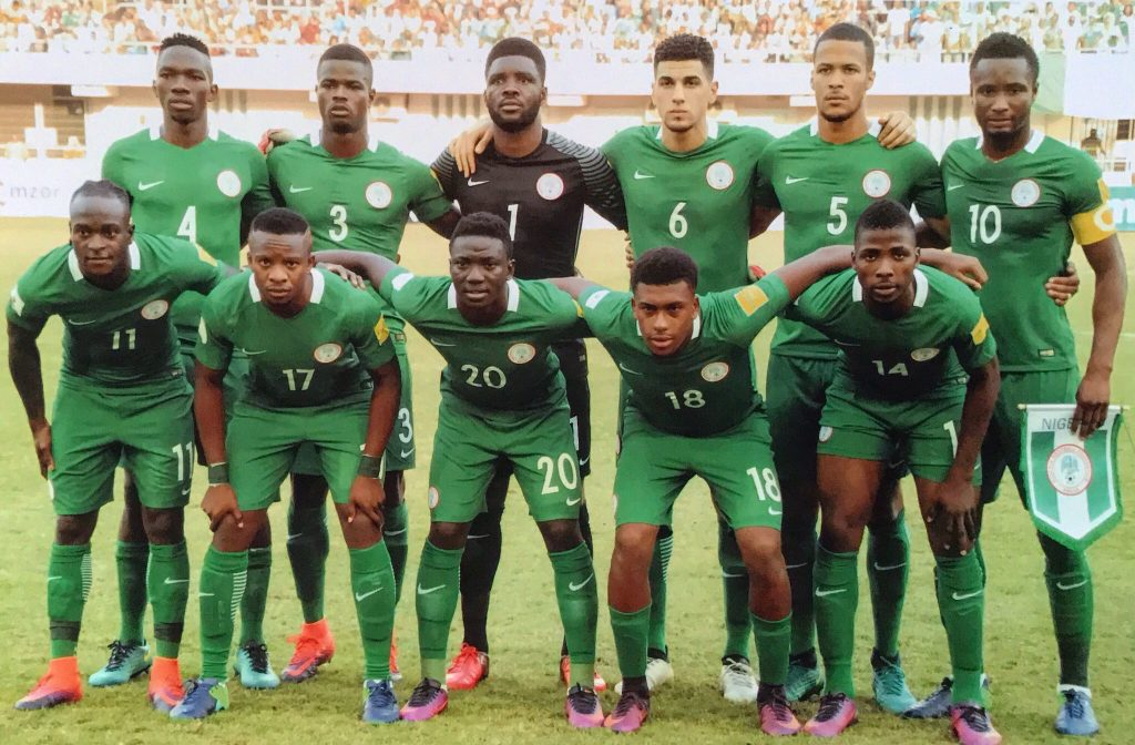 Image result for 2019 AFCON qualifiers Nigeria