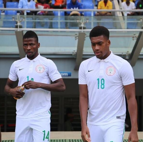 Image result for iwobi, iheanacho, etebo nominated for caf awards