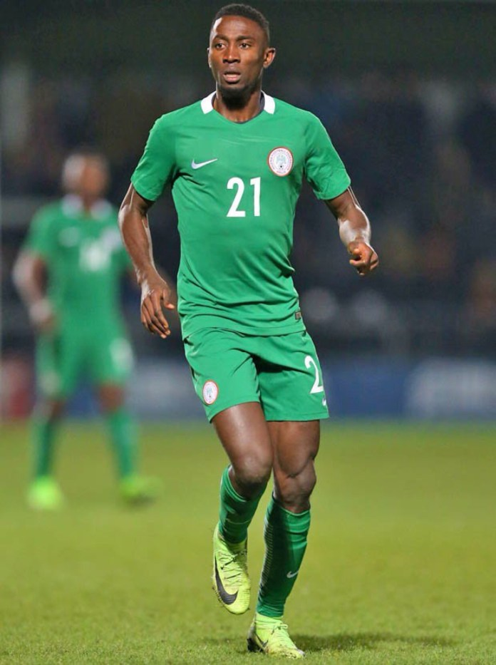Image result for Wilfred Ndidi - Nigeria