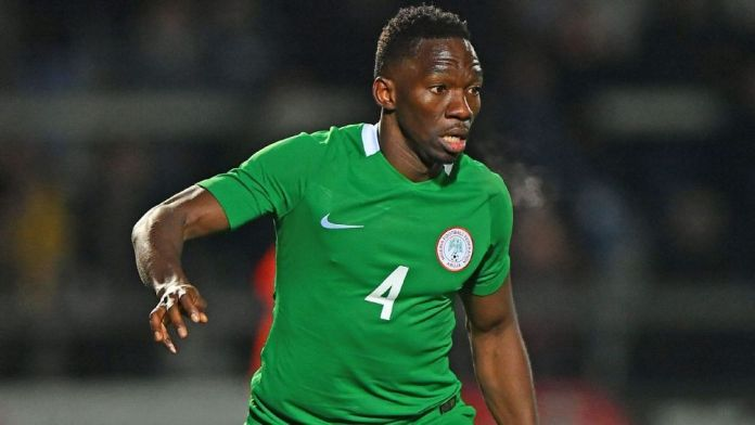 Image result for Omeruo gets late Eagles call-up for Algeria, Argentina clash