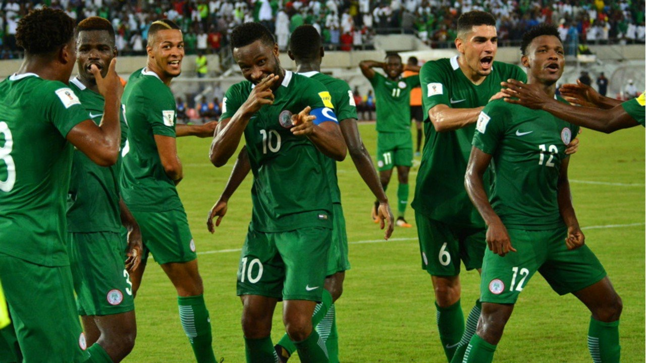 Rohr: 'Strong Eagles' not afraid of any team