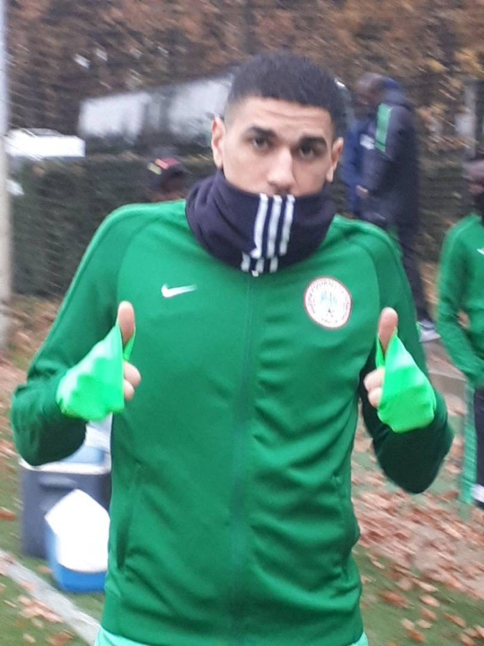 Top Clubs Ready Swoop For Free Agent Leon Balogun In The Summer