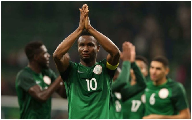 (See Picture) – Nike Unveils Super Eagles Jersey For World Cup 2018 In  Russia a0cdd2367