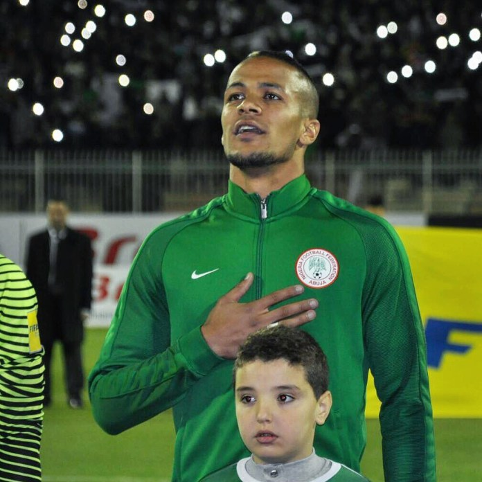 Sign Of A Move? Super Eagles Vice Captain Troost-Ekong Dumps Long Term Agent For Stellar Group