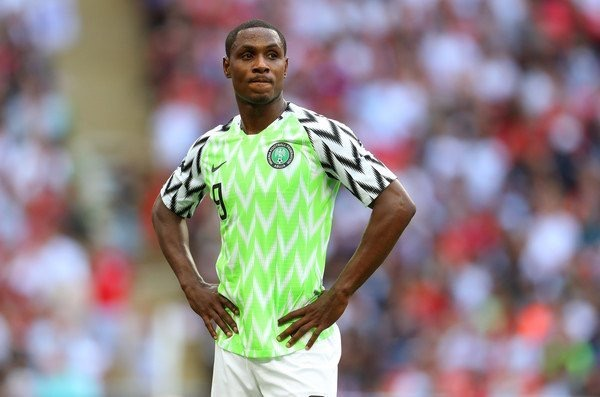 more photos 930e2 66810 Focus On Ighalo's Goal Drought & Curse Of The Super Eagles ...