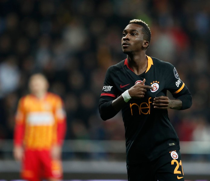 Image result for Kayserispor 0 - 3 Galatasaray onyekuru