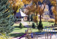 pagosa springs park & gazeebo
