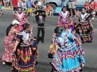 pagosa springs parade dancers