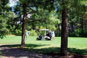 Pagosa springs golfing