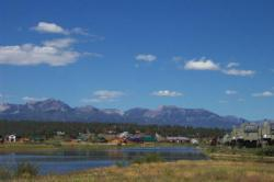 Capstone Village lake property