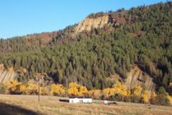 Lower Blanco River Valley land