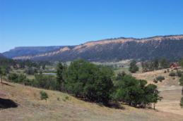 Navajo Ranch Reserve Mesa