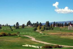 pagosa in the pines golf copurse