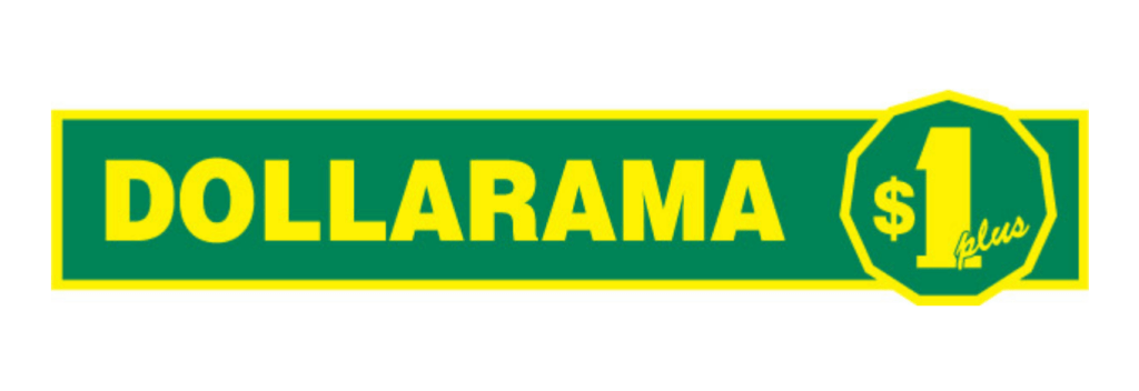 Logo of Canadian value retailer, Dollarama