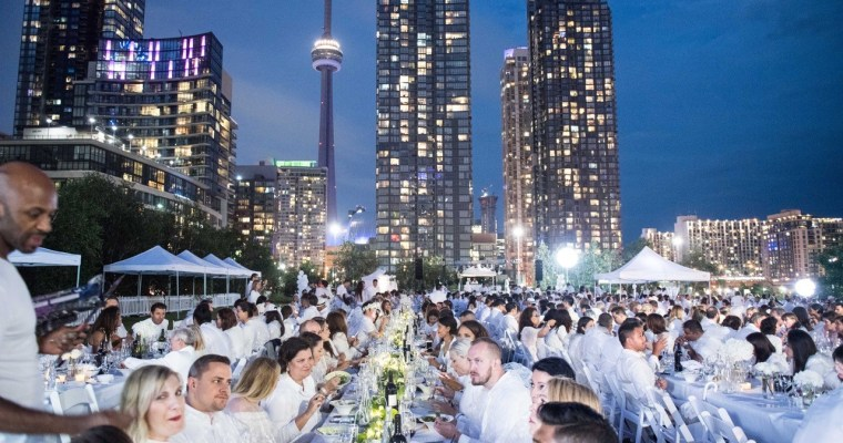 Meet the entrepreneur who brought Le Dîner en Blanc to Toronto