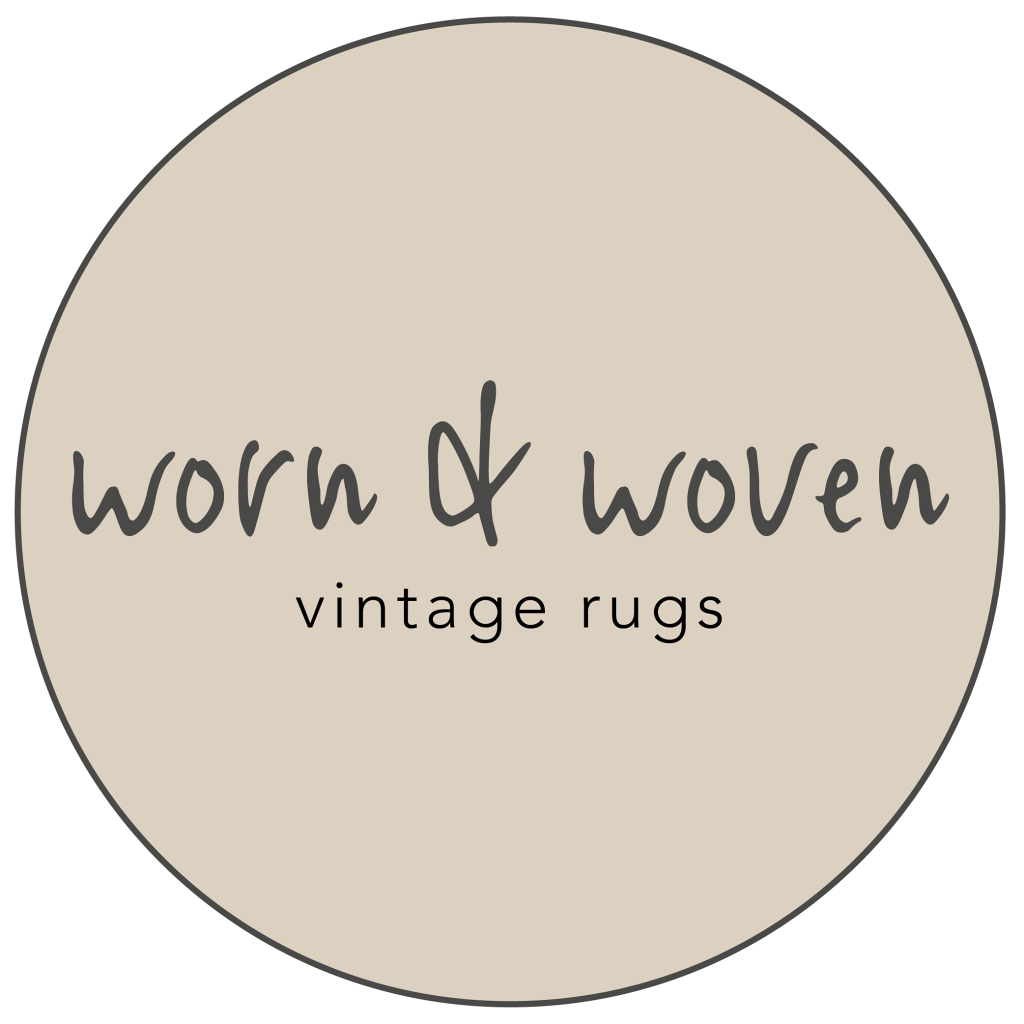 Image of logo of Worn & Woven Vintage Rugs