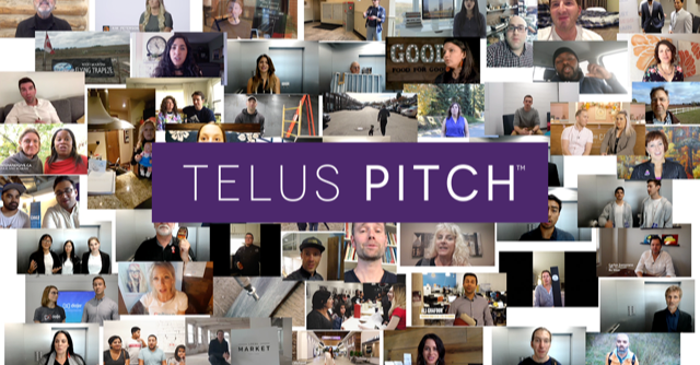 The TELUS Pitch: One Minute Could Equal $100,000 for Your Small Business
