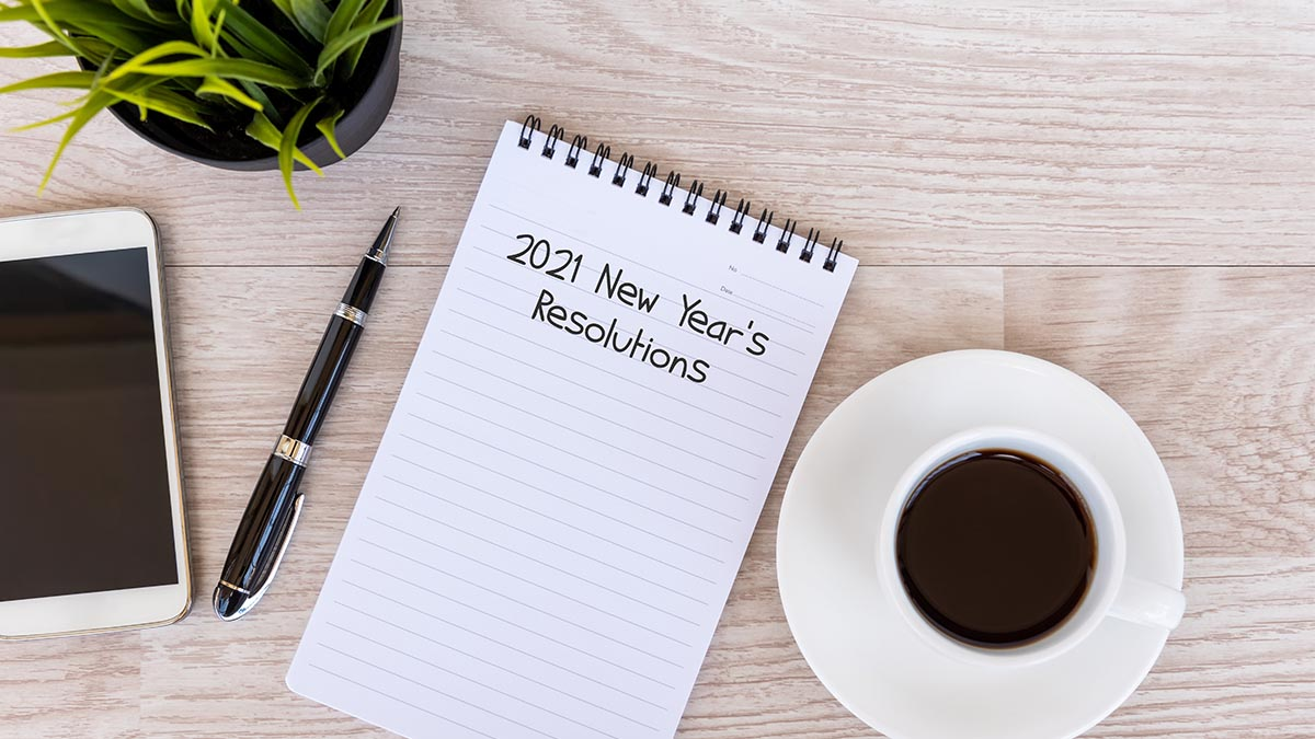 12 New Year's Resolutions to Grow Your Business