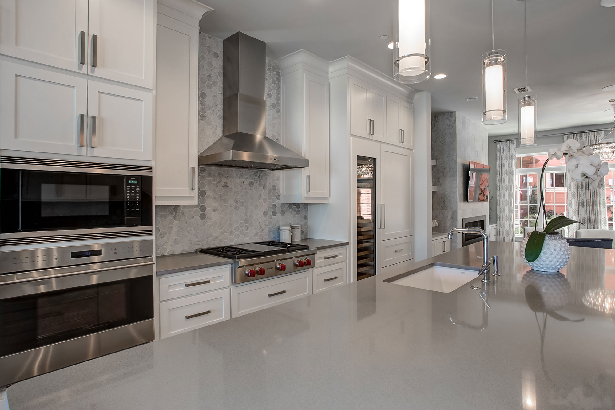 See Inside The Garden Districts NEW Brownstone Model Home