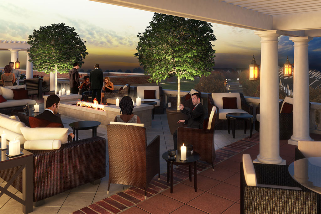 Luxury Condominiums Steps From Southlake Town Square The Parkview Residences At Southlake Town