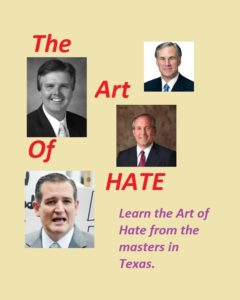 Learn The Art Of Hate From The Masters